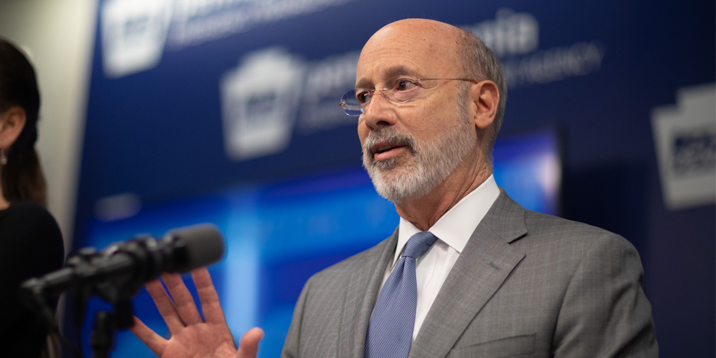 Gov. Wolf Offers Covid-19 Community Preparedness and Procedures Materials